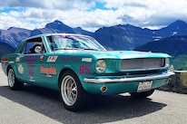 2016 Rally North America Project Road Warrior 1965 Ford Mustang 15