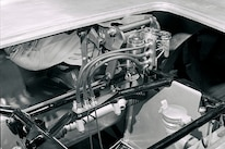 1962 Ford Mustang First Ever Concept Engine Bay