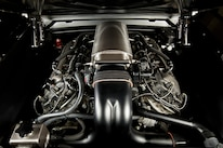 1965 Ford Mustang Engine View