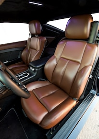 1965 Ford Mustang Interior Seats