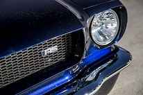 1965 Ford Mustang Headlight