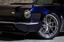 1965 Ford Mustang Wheel Side