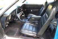 11 1971 Ford Mustang Boss 351 Blue Interior 660x440