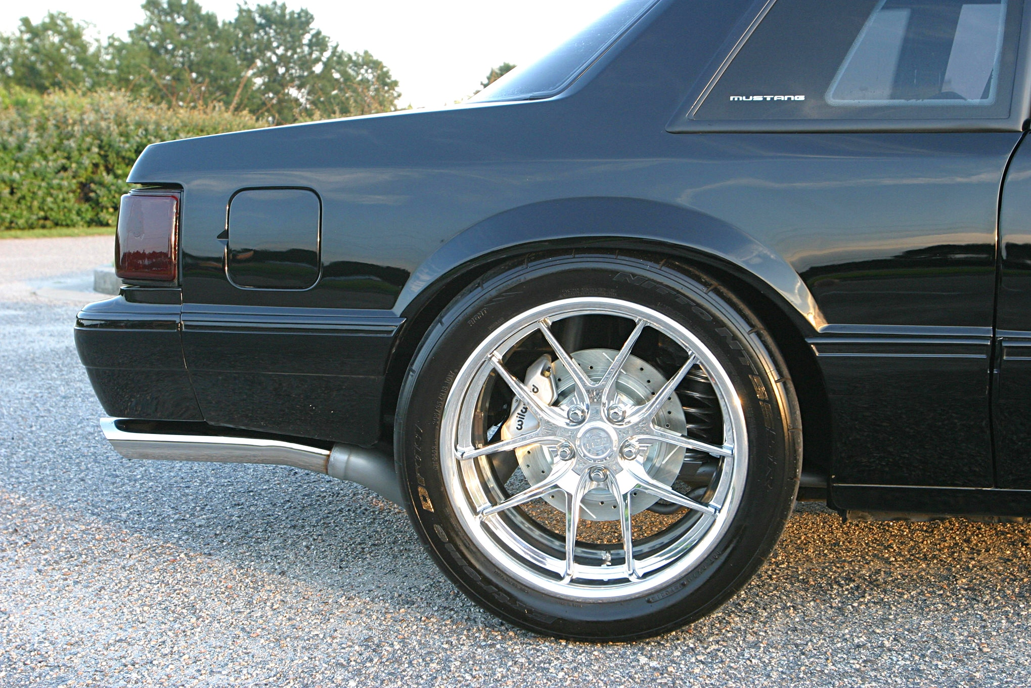 1988 Ford Mustang Lx Coupe Kody Smith Exterior 4