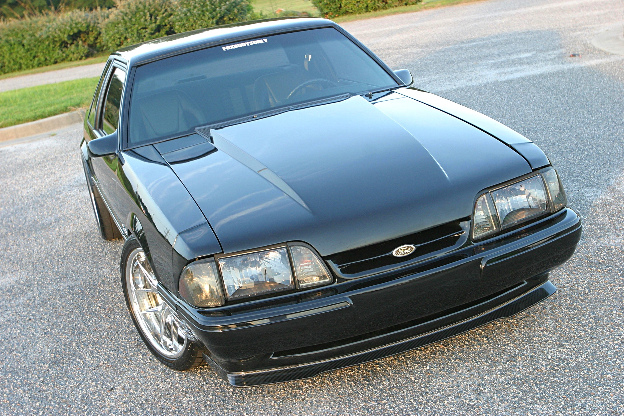1988 Ford Mustang Lx Coupe Kody Smith Exterior 2