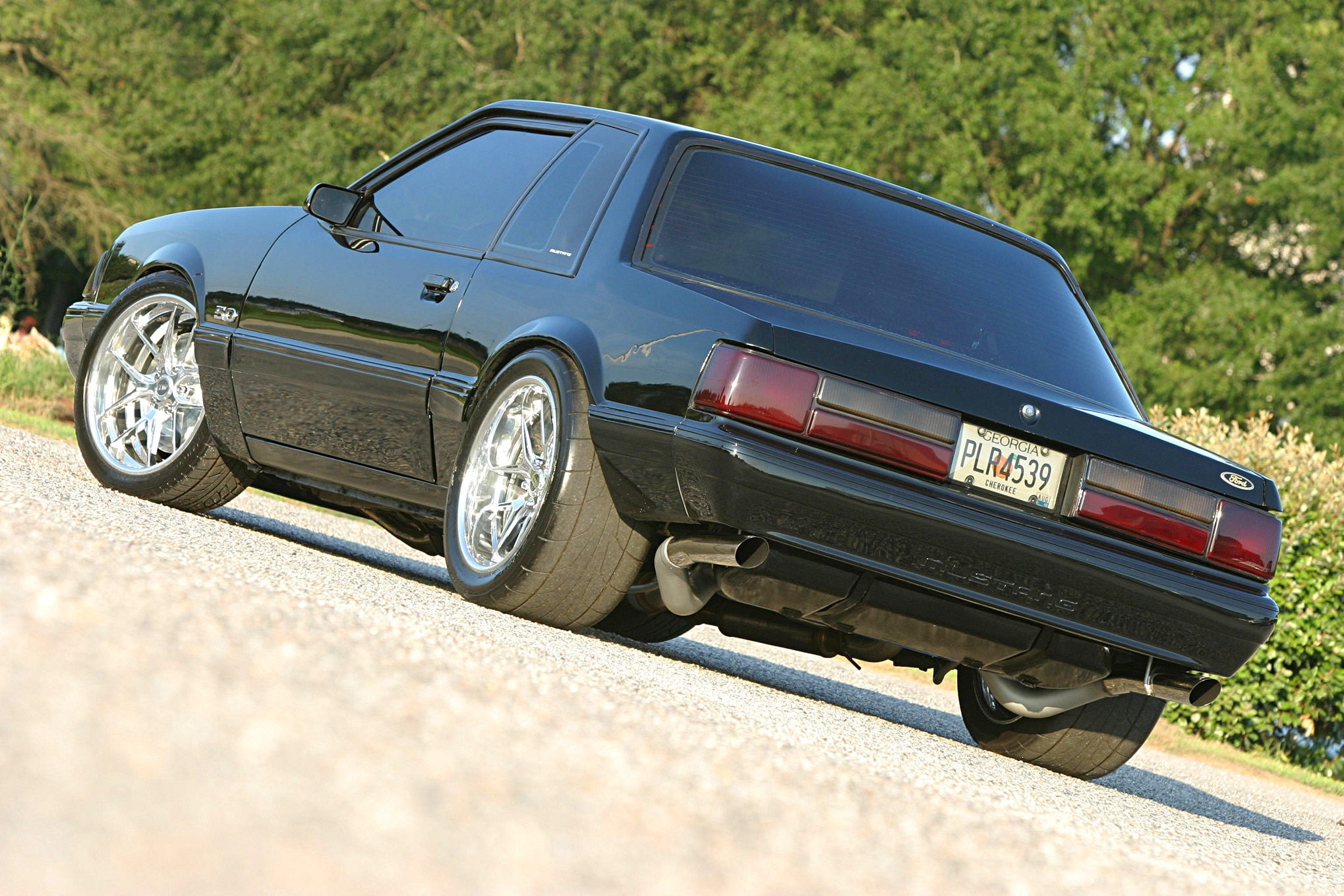 1988 Ford Mustang Lx Coupe Kody Smith Exterior 7