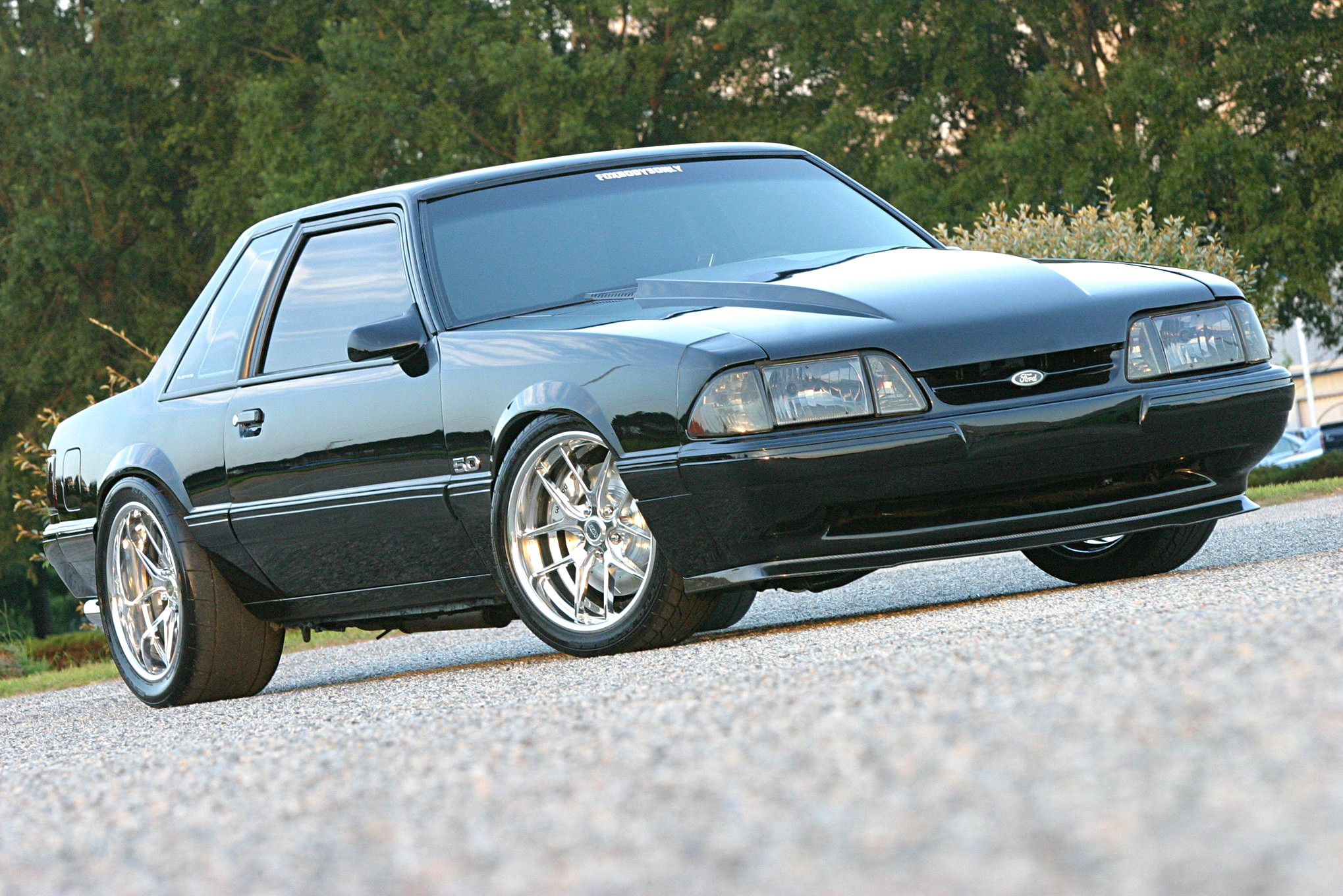 1988 Ford Mustang Lx Coupe Kody Smith Exterior