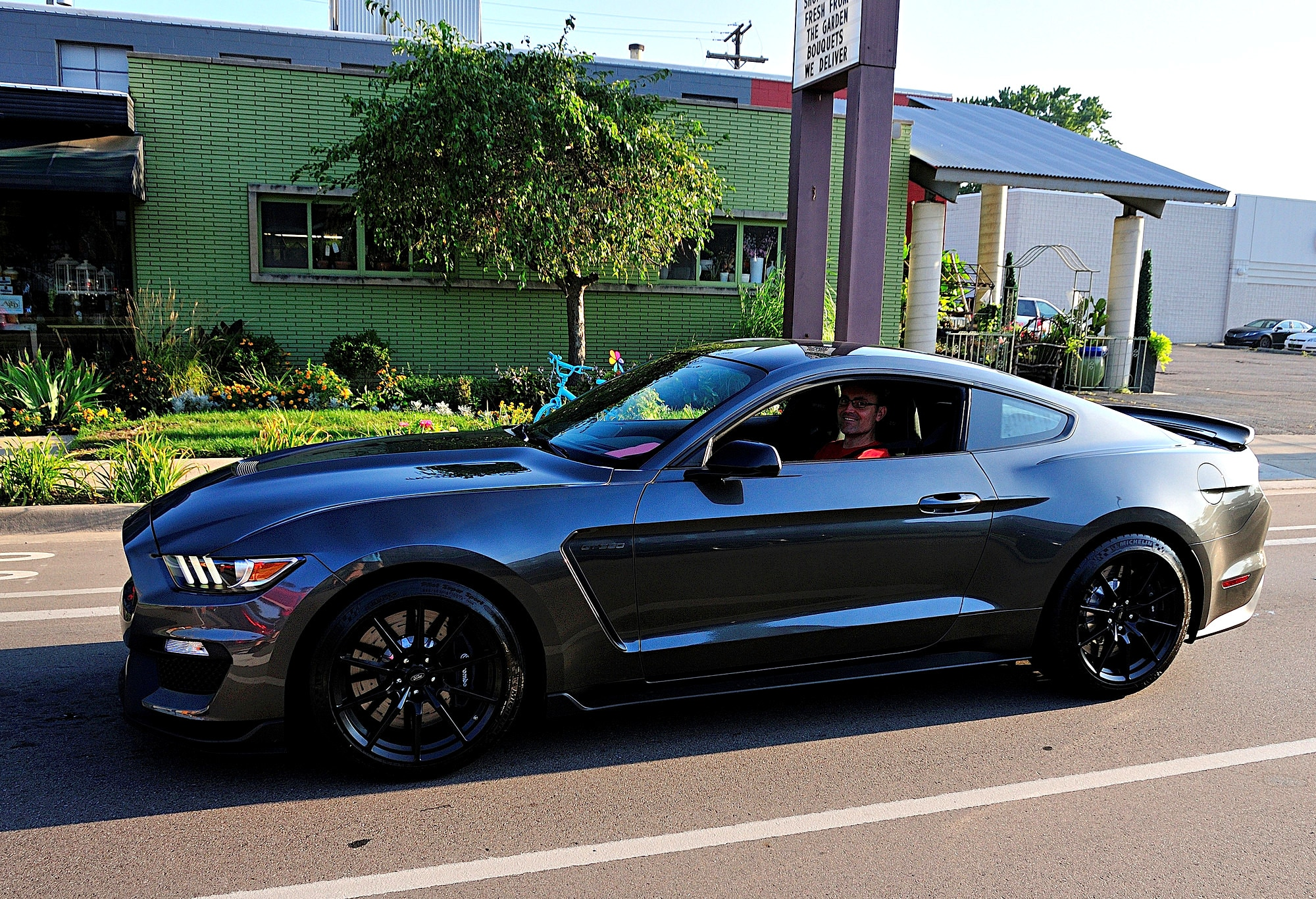 2016 Woodward Dream Cruise Mustang Alley 306