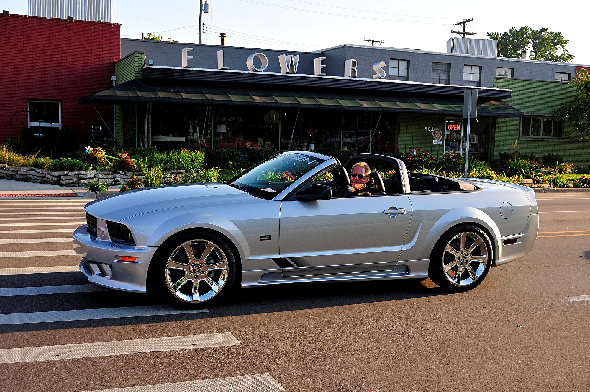 2016 Woodward Dream Cruise Mustang Alley 274
