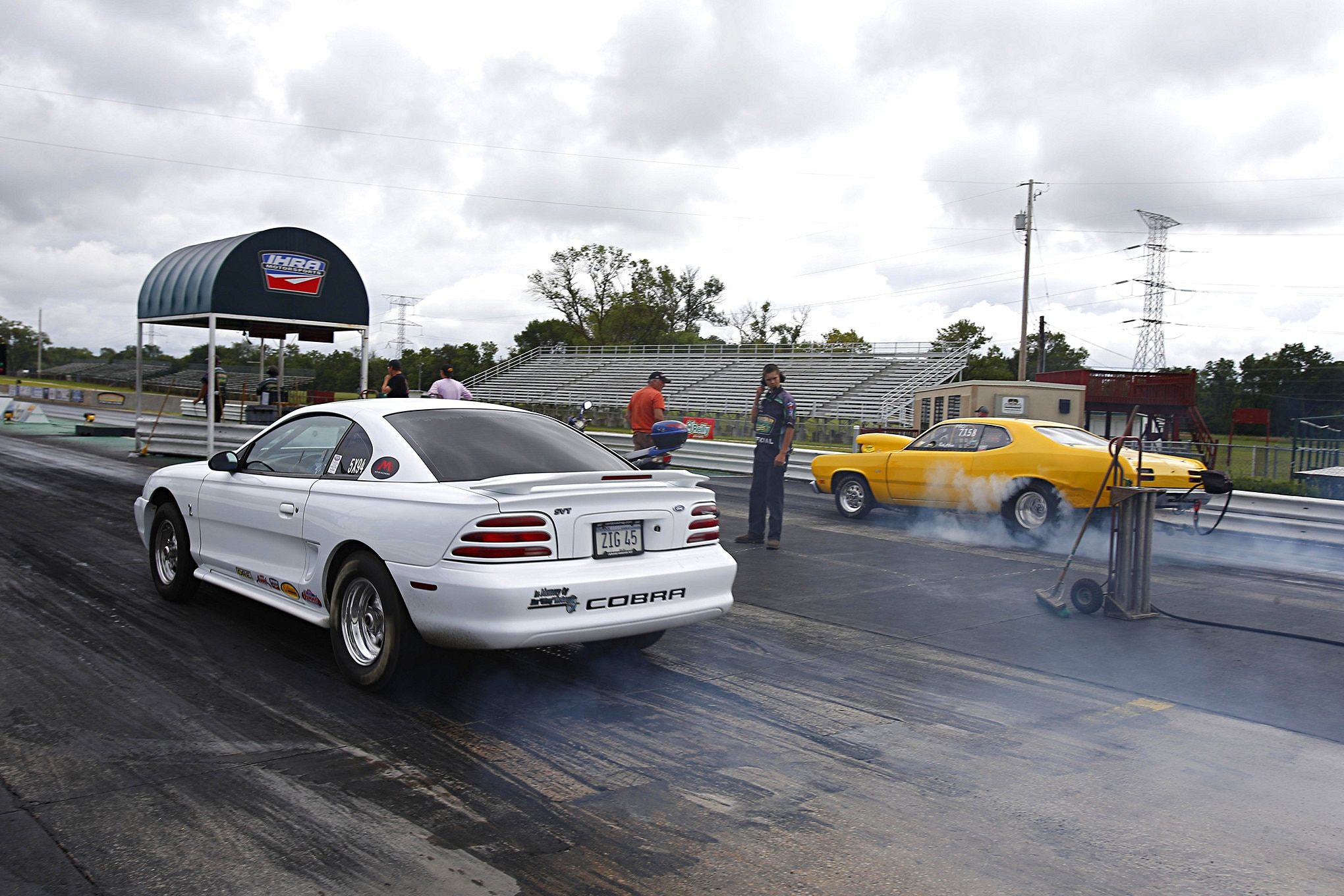 2016 Ford vs. Mopar: Battle at Cordova International Raceway