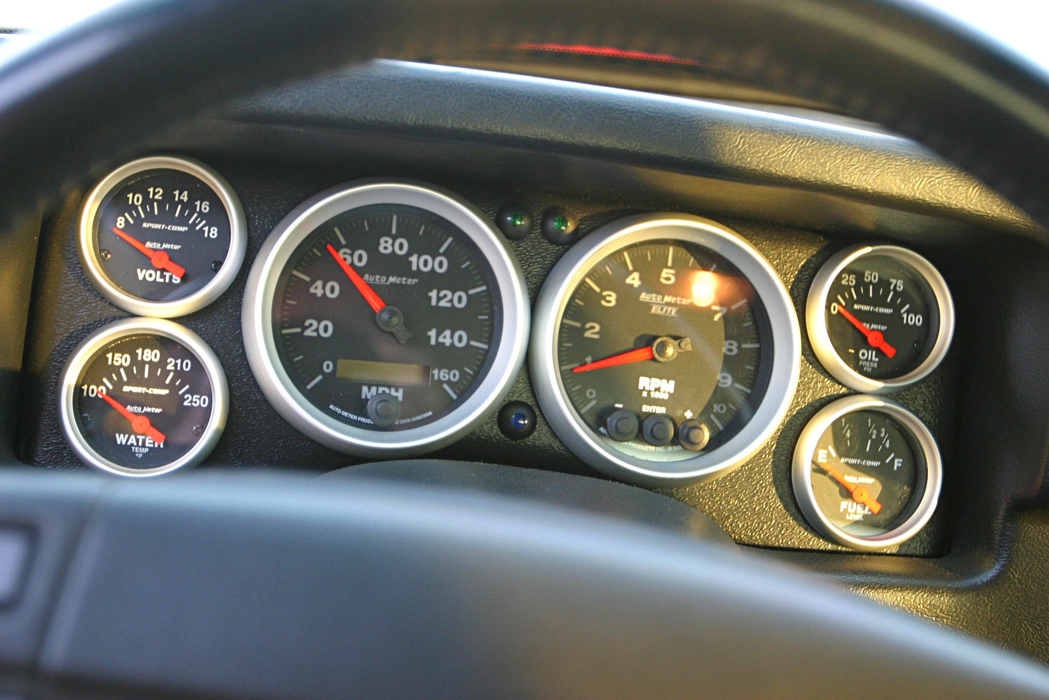 1991 Ford Mustang Lx Fox Body Gauge Cluster
