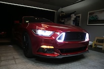 S550 Ford Mustang Grille