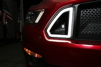 S550 Ford Mustang Rtr Lights