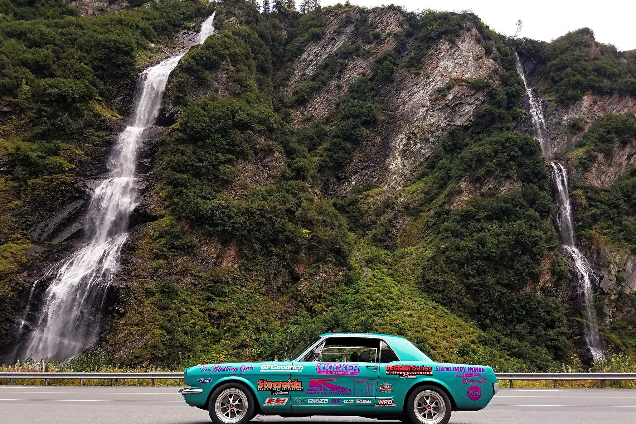 1965 Ford Mustang Alaska Roadtrip Adventure 03