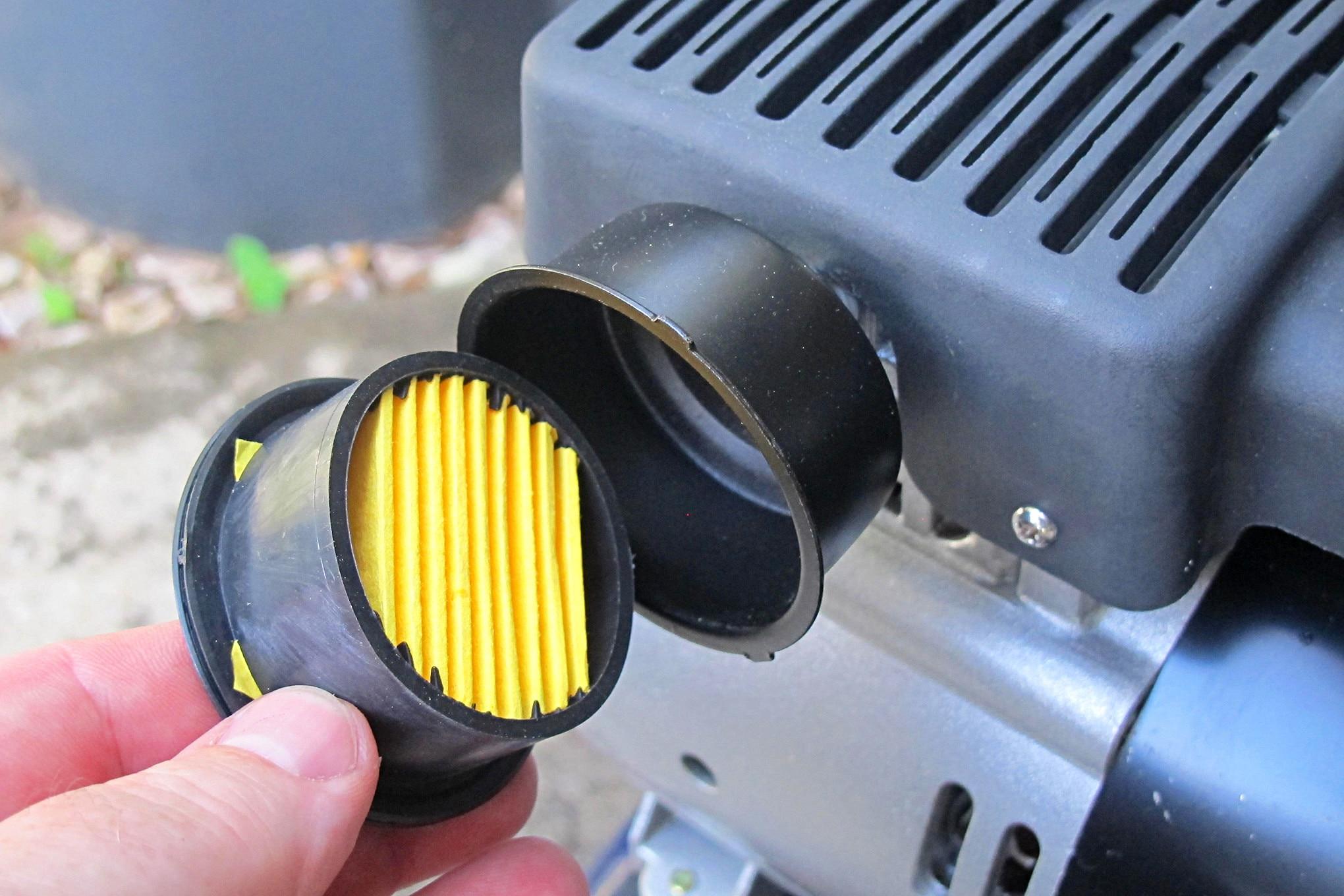 Campbell Hausefeld 6 Gallon Quiet Compressor Air Filter