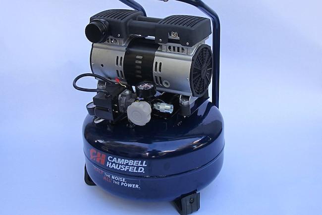 Campbell Hausefeld 6 Gallon Quiet Compressor