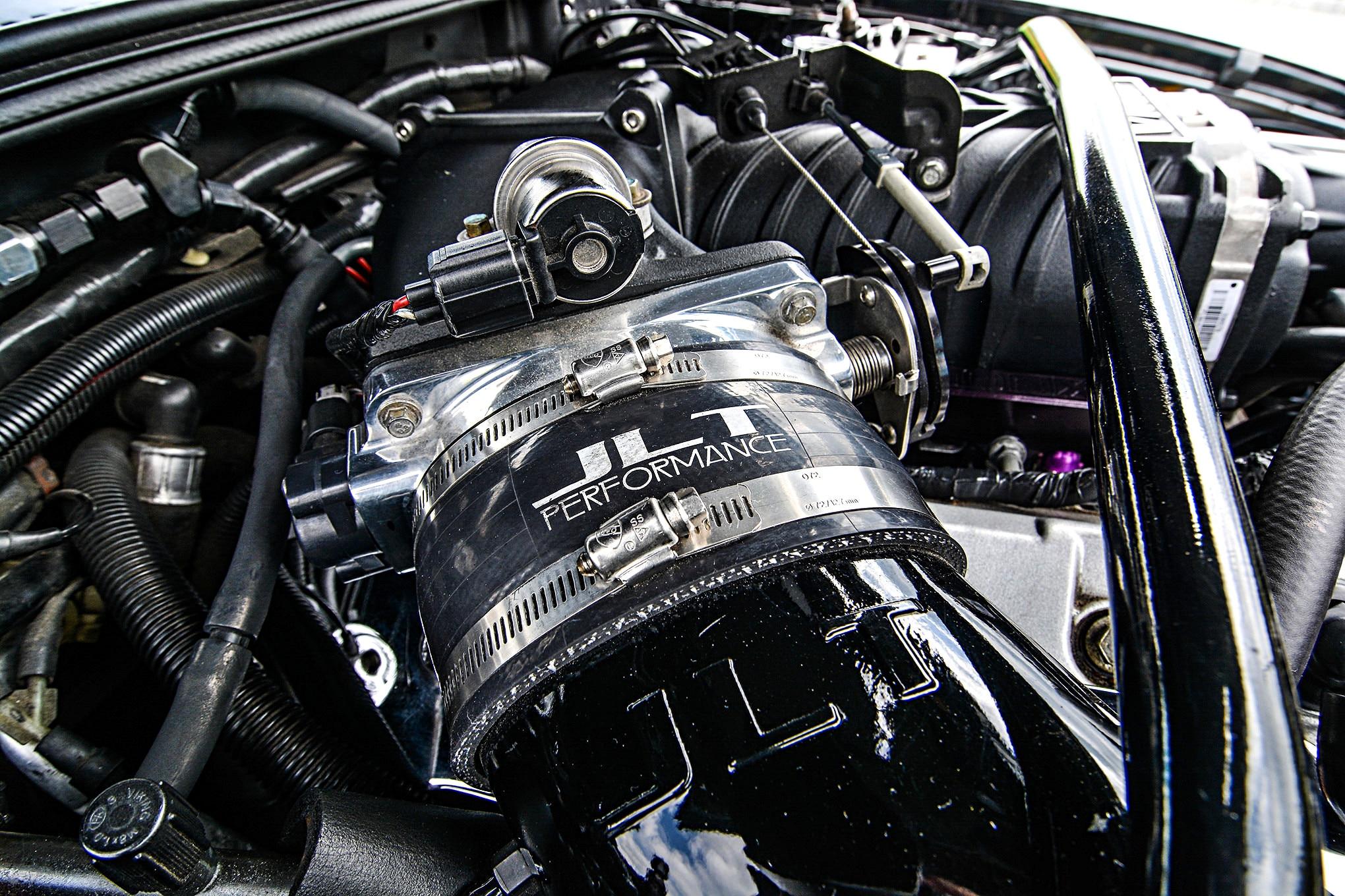Carlos Cobra 6 2003 Ford Mustang Terminator - Photo ...