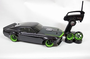 Closer Look: The HPI Racing Sprint 2 R/C Mustang RTR-X