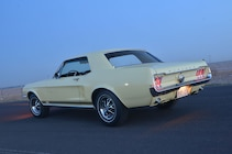 This 1967 Mustang 390-GT Coupe Hides Mysteries