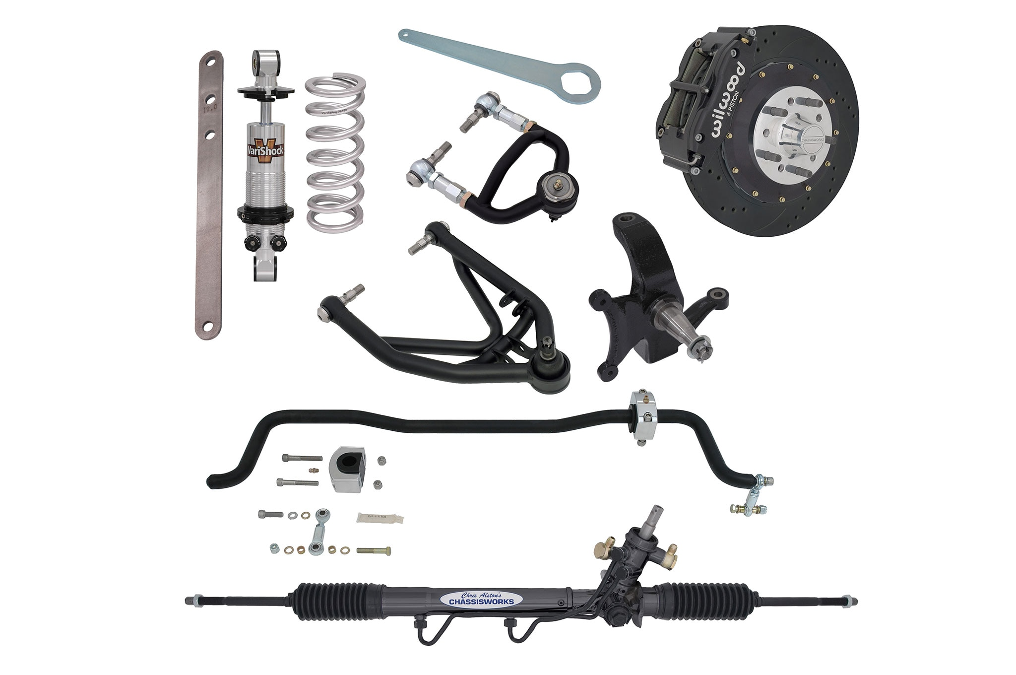 Total Control Products Complete Suspension System