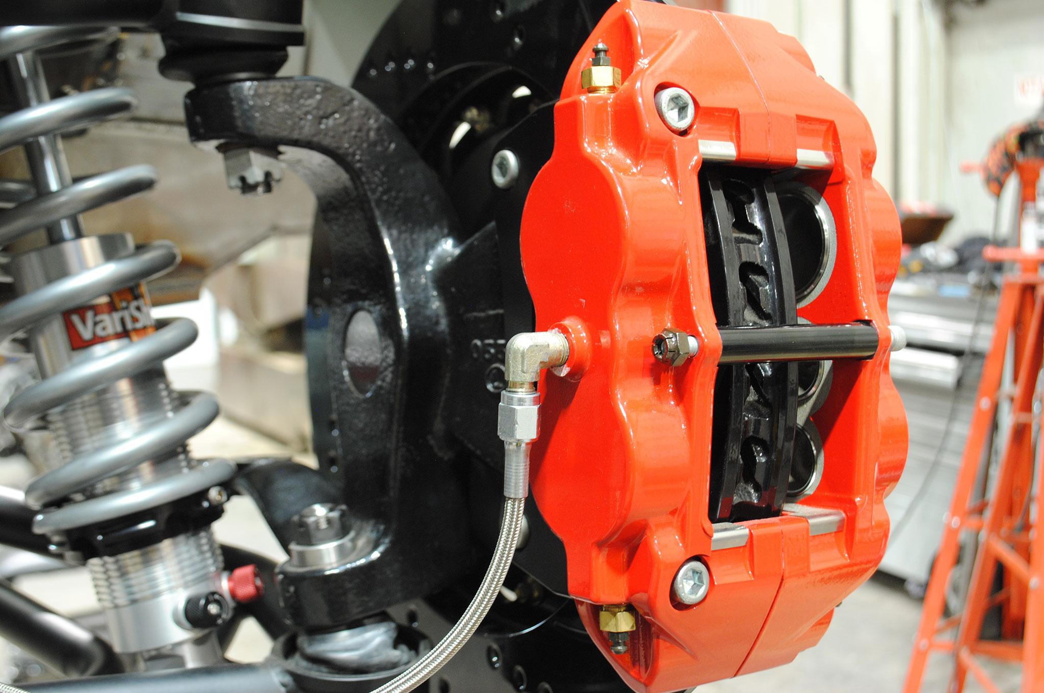 14 Inch Rotors
