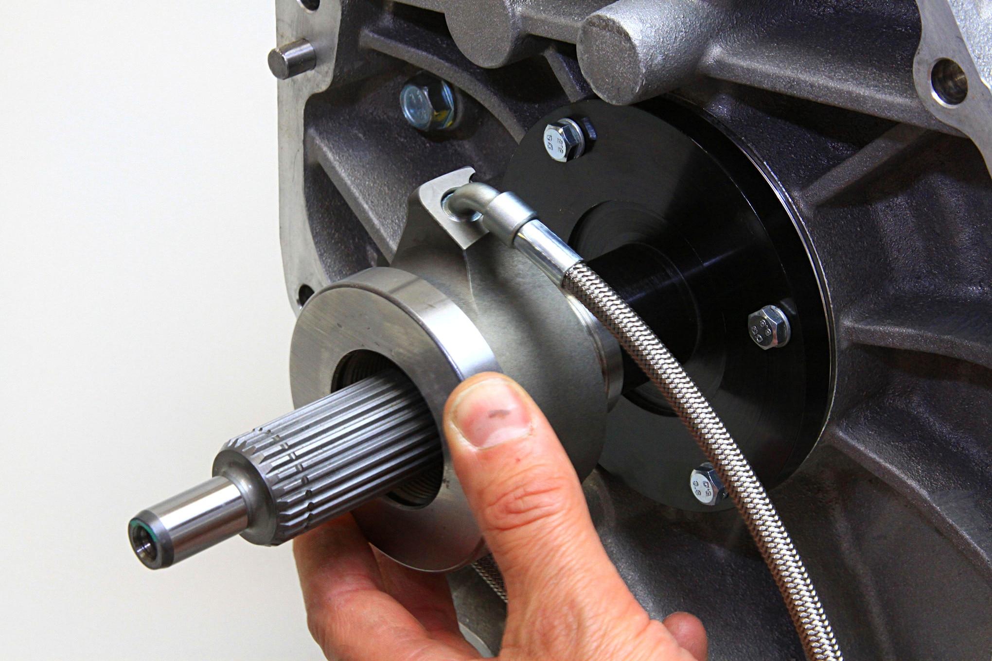 Modern Driveline Fox Body Hydraulic Clutch Conversion 34