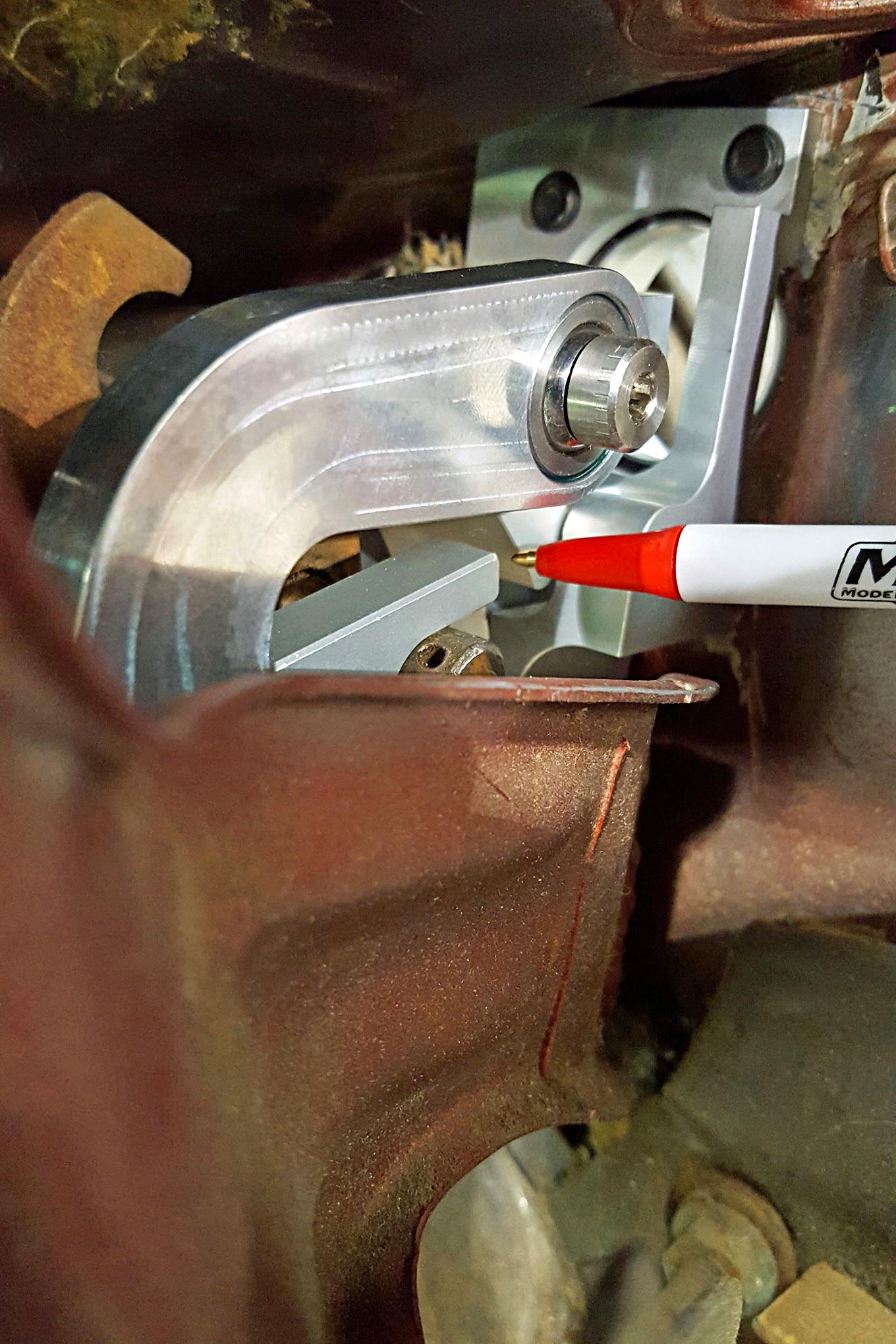 Modern Driveline Fox Body Hydraulic Clutch Conversion 25