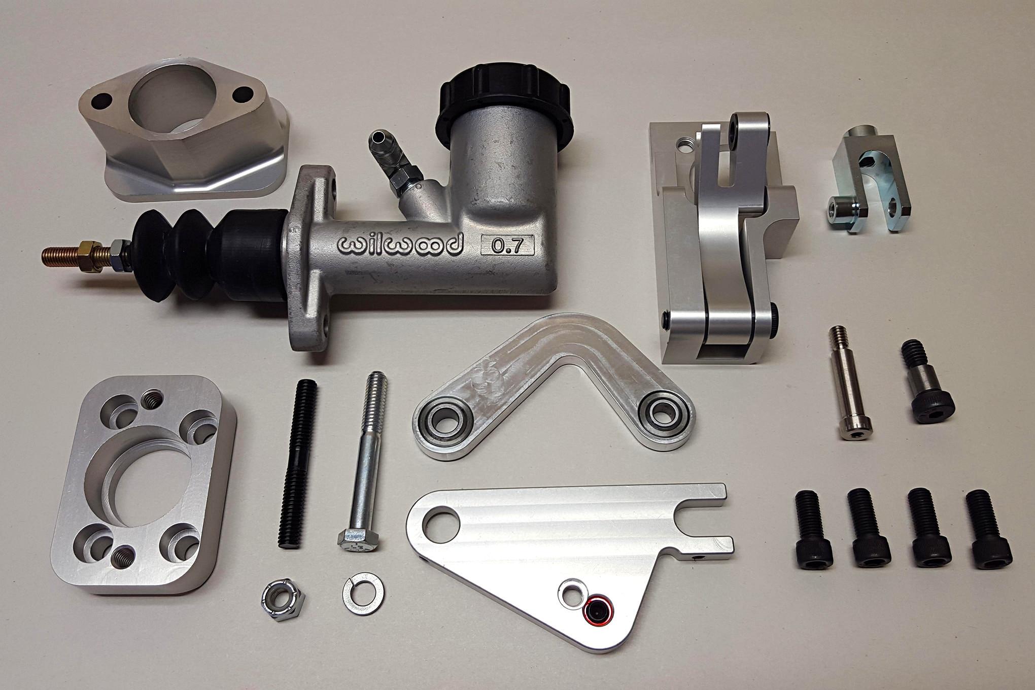 Modern Driveline Fox Body Hydraulic Clutch Conversion 01