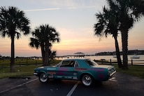Project Road Warrior Mustang Journey Sunset