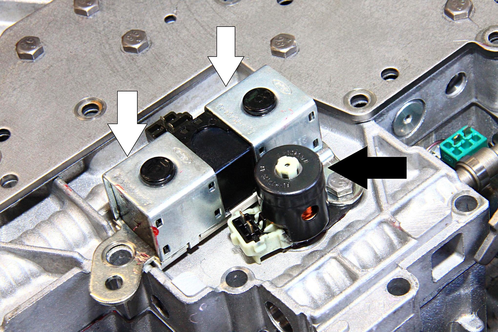 Ford 4r70w Aode Trans 25