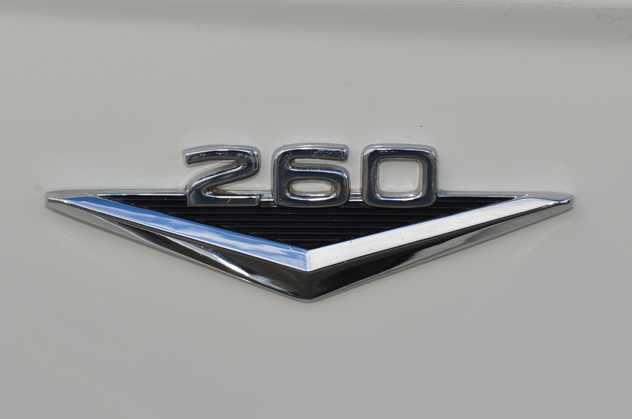 20 1964 Ford Mustang 260 Engine