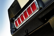 1968 Ford Mustang Taillights