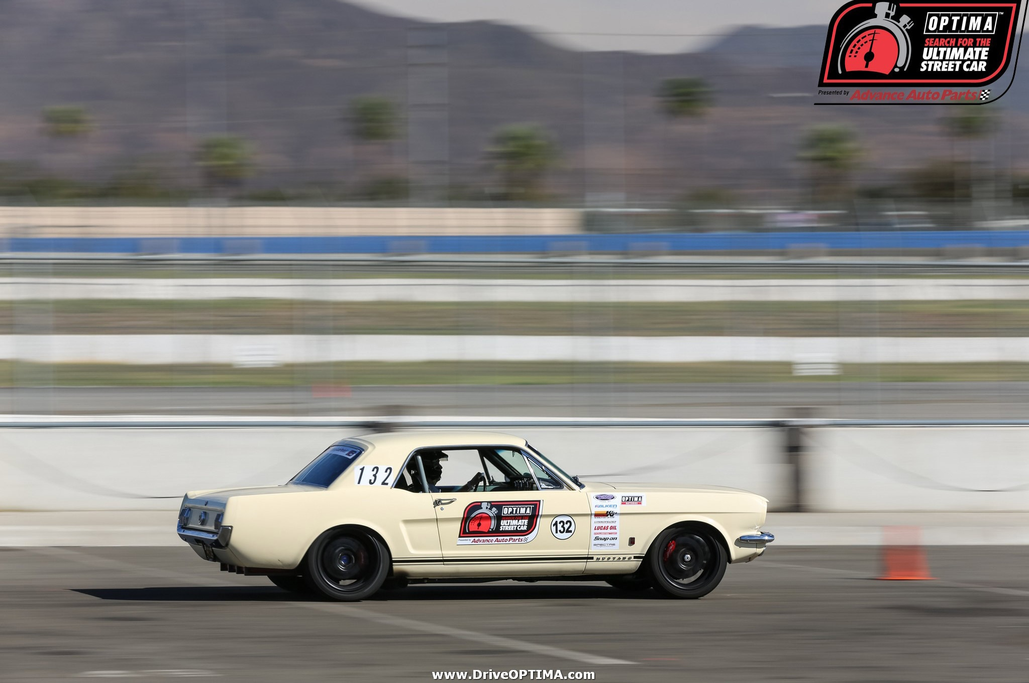 MM O Mike Fitzwater 1965 Ford Mustang Saturday DriveOPTIMA Fontana 2016 63