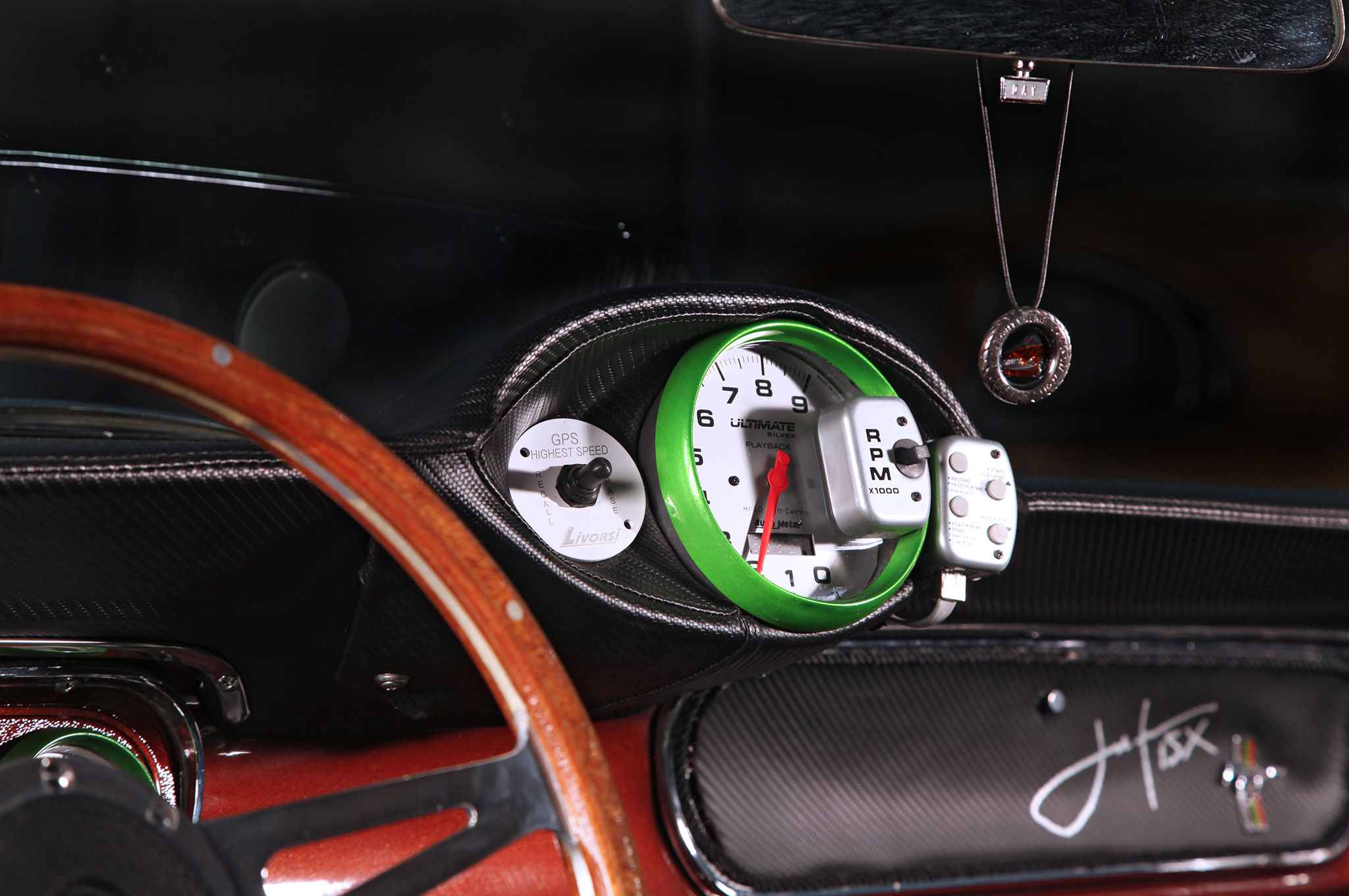 1964 Ford Mustang Tachometer