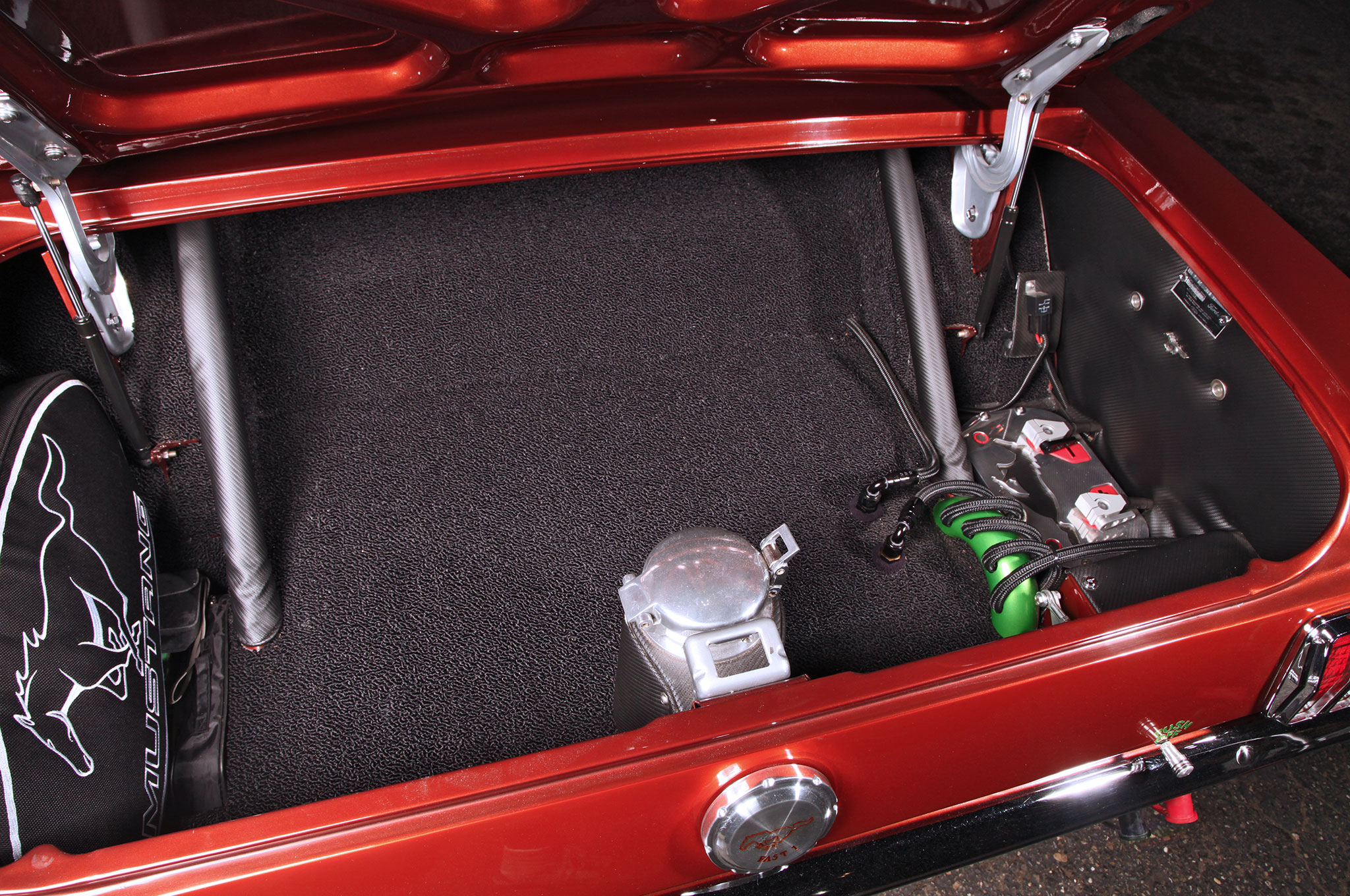 1964 Ford Mustang Trunk