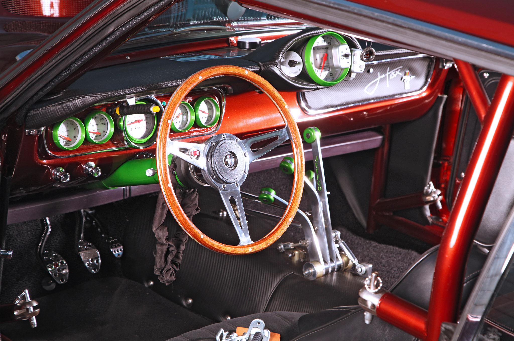 1964 Ford Mustang Steering Wheel