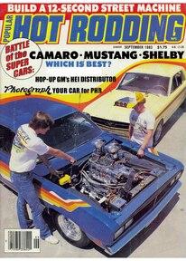 1964 Ford Mustang Popular Hot Rodding