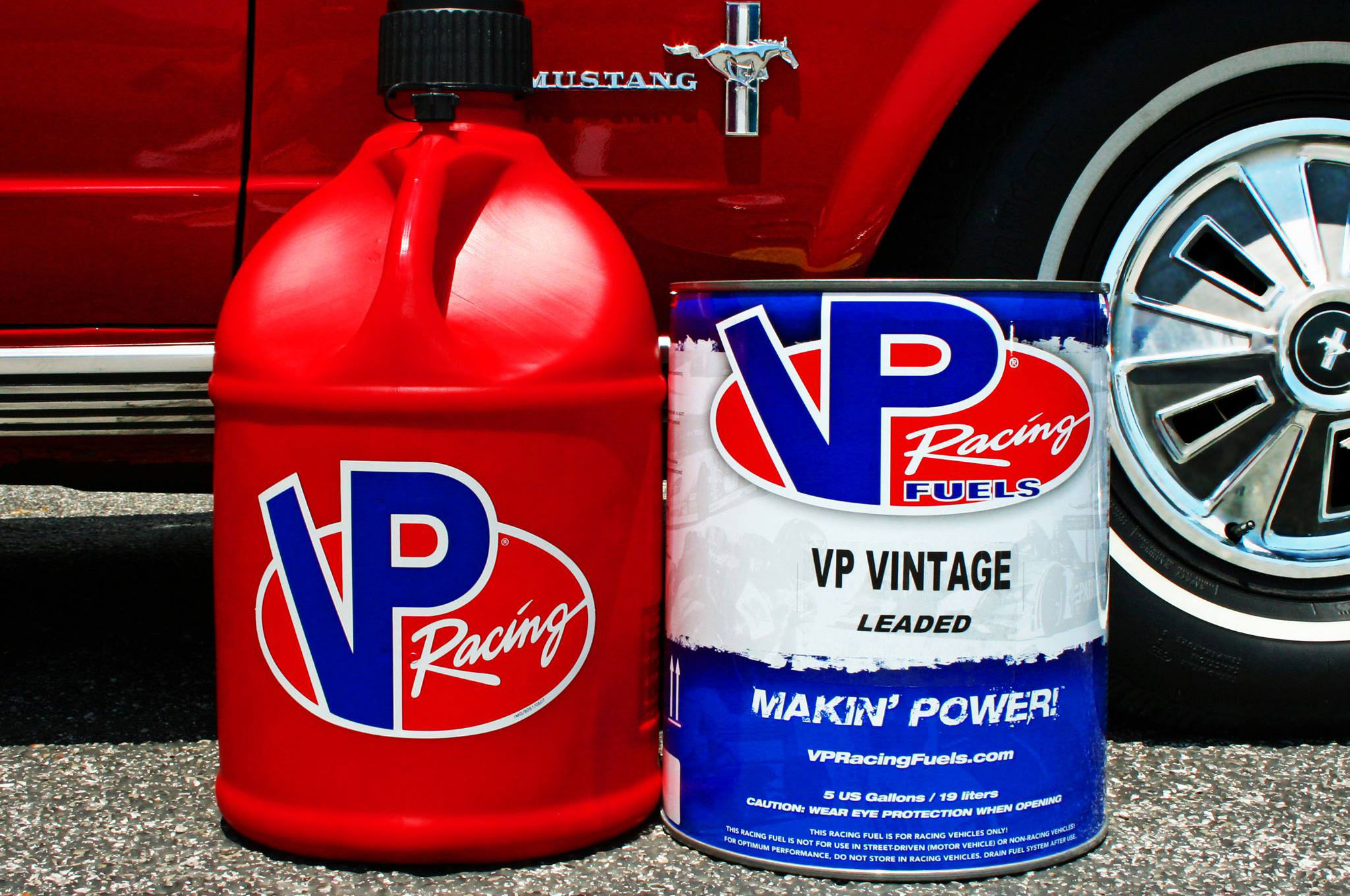 27 Vp Racing Fuels