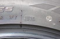 09 Cooper Tire Date Code
