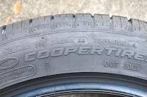 08 Cooper Tire UTQG Ratings