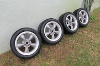 05 2001 Bullitt Mustang Wheels Frontside Clean