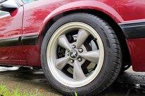 01 1990 Mustang Bullitt Wheel Swap Cooper Tire Zeon RS3 G1