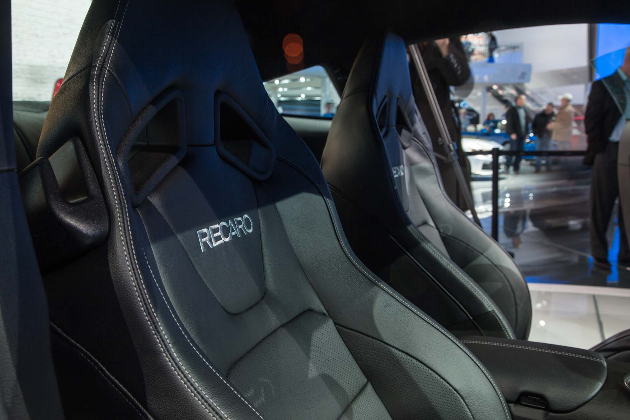 2018 Ford Mustang Gt Recaro Seats Photo 220050878 2018 Ford Mustang First Look First Refresh Since Ponycar Went Global
