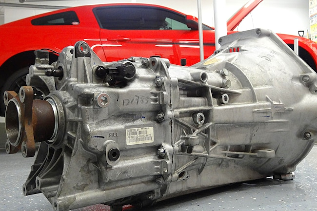 2011 Ford Mustang Byob Mt 82 Overhaul 001