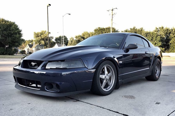 Bad Is One Gt Edge 2001 Mustang New
