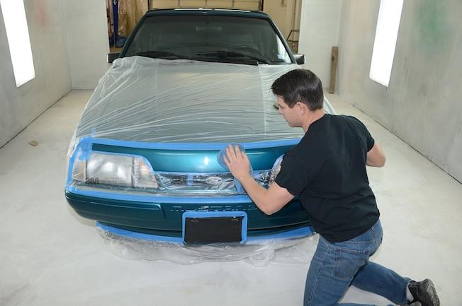3m Paint Defender Install 015