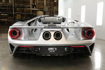 2017 Ford GT Competition Series 009 Rear Straight On
