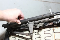 Mustang Seat Track Extension Intall