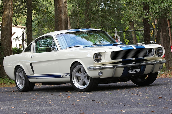 1966 Ford Mustang Front Side