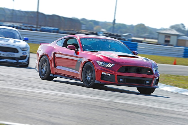 2017 Roush Rs3 Mustang Track Test 001